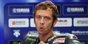 La leyenda del motociclismo Valentino Rossi anuncia su retiro de la MotoGP para finales de 2021