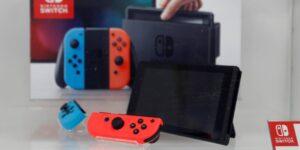 Las ventas del Nintendo Switch caen 22% durante el primer trimestre de 2021