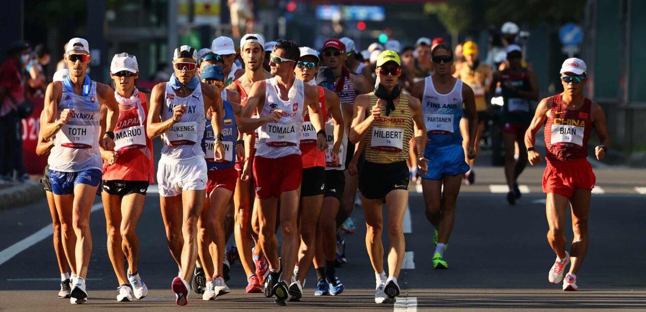 Caminara 50 km se va de Juegos Olímpicos