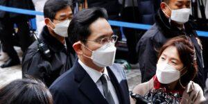 Jay Y. Lee, vicepresidente de Samsung, saldrá en libertad condicional el próximo viernes —estuvo 18 meses en prisión por soborno