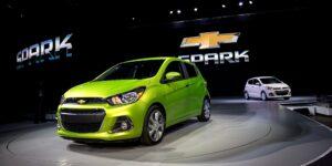 General Motors dejará de vender sus modelos Spark y Beat en México —apuesta por las SUV y vehículos de trabajo