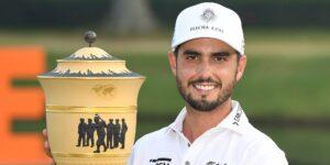 10 cosas que debes saber sobre Abraham Ancer, el golfista mexicano que ganó su primer campeonato de PGA Tour