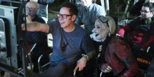 """James Gunn, el director de """"The Suicide Squad"""", cree que las películas son atemporales porque se ven en la televisión, no en los cines"""