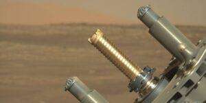 La NASA no puede encontrar una muestra de roca de Marte que consiguió el rover Perseverance —desapareció misteriosamente