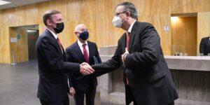 México espera más vacunas contra el Covid-19 de EU —plantea reactivar diálogo económico