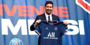Lionel Messi habla públicamente por primera vez desde su sensacional traspaso a París