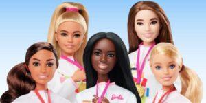 Mattel admite que desaprovechó la oportunidad de crear una Barbie asiática para los Juegos Olímpicos