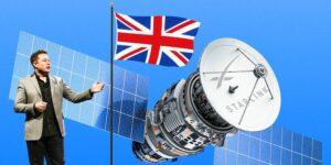 El servicio de internet satelital Starlink de Elon Musk tiene una nueva estación terrestre en una pequeña isla en el mar de Irlanda, y parece estar operativa