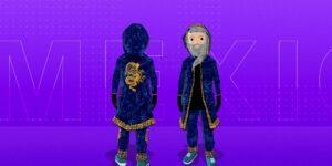 La gente paga dinero real por ropa virtual para vestir a sus avatares —esta es la criptomoda