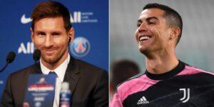 Después de fichar a Lionel Messi, el PSG iría tras Cristiano Ronaldo para unir por fin a las grandes estrellas del deporte