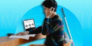 Estudiantes del Tec crean dispositivo que traduce la escritura braille a audio