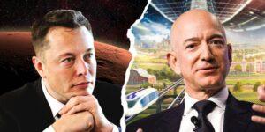 Blue Origin de Jeff Bezos demanda a la NASA, mientras la lucha se intensifica con SpaceX por un lucrativo contrato de alunizaje