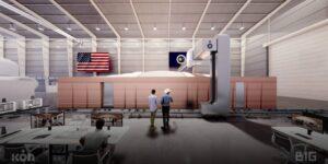 Una empresa de Texas que construye casas impresas en 3D está ayudando a crear el hábitat marciano falso de la NASA