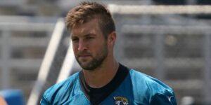 Los Jaguars de Jacksonville cortan a Tim Tebow, lo que pondría fin a su carrera deportiva profesional