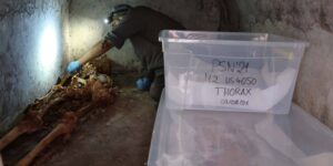 El descubrimiento de un esqueleto en buen estado arroja nuevas pistas sobre la cultura en la antigua Pompeya
