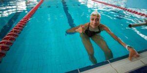 Cuando nadar da algo más que el triunfo —ella es Stefanny Cristino, quien participa en Paralímpicos de Tokio 2020