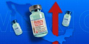 México aprobó la vacuna de Moderna —sus acciones se han disparado 364% desde que inició la pandemia lo que es insostenible, según Bank of América