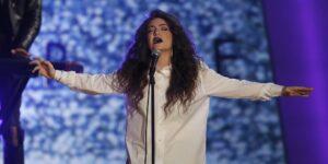 Lorde dice que tiene 'cero ansiedad' por 'ganar menos dinero' que cuando comenzó su carrera