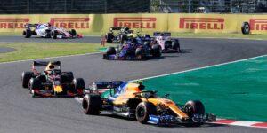 El GP de Japón de la F1 se cancela por la pandemia del Covid-19