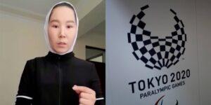 La primera atleta paralímpica de Afganistán pidió ayuda para escapar de los talibanes y llegar a Tokio 2020
