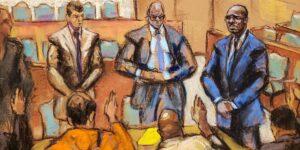 Este es un desglose de las acusaciones que enfrenta R Kelly en su juicio por delitos sexuales —desde dirigir una empresa criminal hasta sobornar a un funcionario para que le diera a Aaliyah una identificación falsa