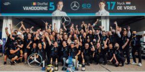 Mercedes abandonará la Fórmula E después de 2022 para enfocarse en la F1 —y estos son los fabricantes que permanecerán o dejarán el campeonato mundial eléctrico de la FIA