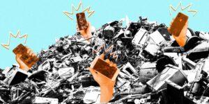 La tecnología rota está provocando un desastre ambiental — las tecnológicas deben otorgar el derecho a reparar nuestros gadgets en lugar de tirarlos