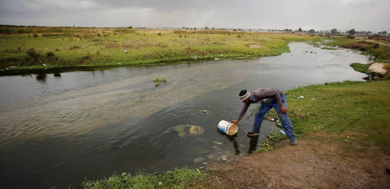 contaminación ríos
