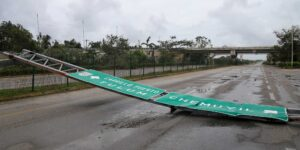 Grace se convierte en huracán nuevamente y tocará tierra en el sureste de México