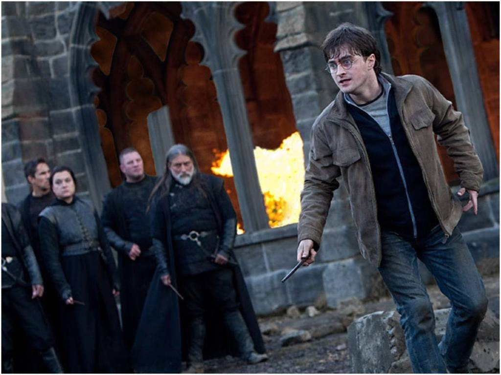 Harry Potter vestuario
