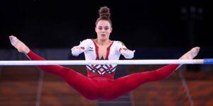Las autoridades de gimnasia dicen que las atletas pronto podrán cubrirse la cabeza por primera vez en las competencias