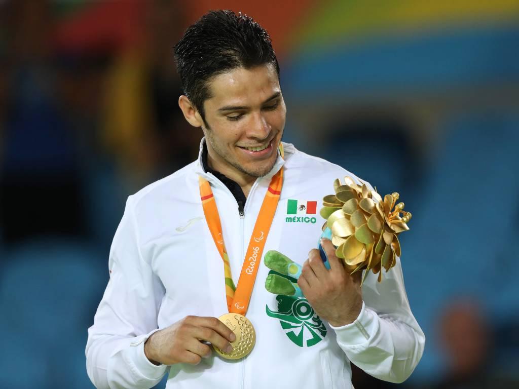 mexico medallas paralímpicos