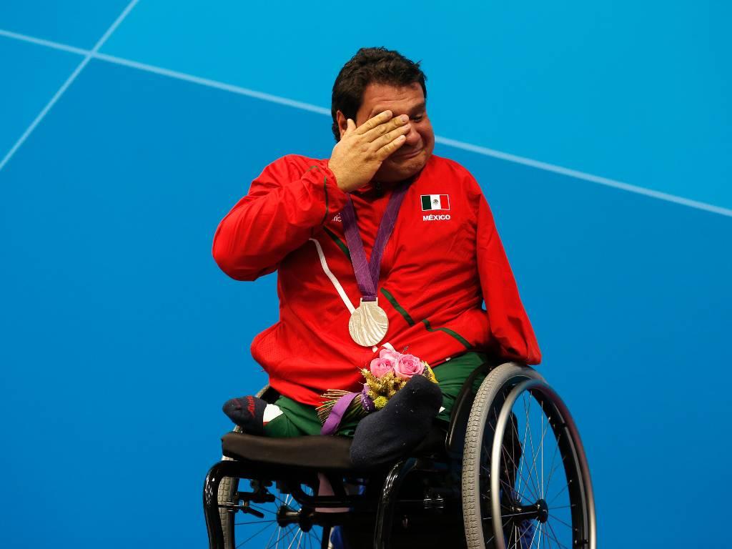 méxico medalla paralímpicos