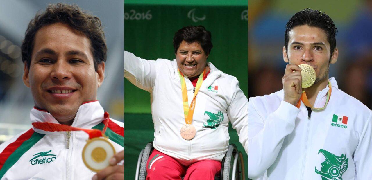 México medallas paralímpicos   Business Insider México