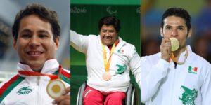 Los 5 deportes de los Juegos Paralímpicos de verano en los que México ha ganado más medallas