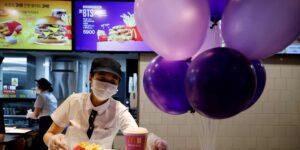 McDonald's apuesta por un equipo global concentrado en el sector digital