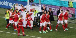 Los médicos que salvaron la vida de Christian Eriksen en la Eurocopa recibirán el Premio Presidente de la UEFA