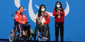 La nadadora Fabiola Ramírez gana el bronce, la primera medalla de México en los Juegos Paralímpicos de Tokio 2020
