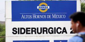 Altos Hornos de México revoca el acuerdo con la Alianza Minero Metalúrgica