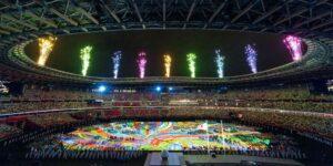 La inauguración de los Juegos Olímpicos de Tokio 2020 fue el evento con más rating de la transmisión de Marca Claro