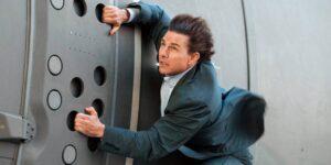 """Las primeras imágenes de """"Misión Imposible 7"""" incluyen la """"acrobacia más peligrosa hasta ahora"""" de Tom Cruise"""