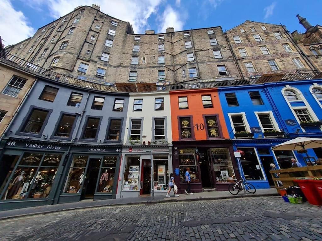 Harry Potter Edimburgo | Business Insider México