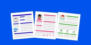 Cómo cargar tu currículum en un perfil de LinkedIn o agregarlo a una solicitud de empleo