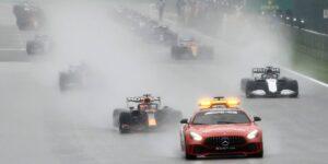 La F1 revisará sus normas relacionadas con la atribución de puntos después del polémico GP de Bélgica, en el que solo se corrieron 3 vueltas detrás del safety car