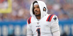 Los Patriots liberan a Cam Newton, dejando incierto su futuro en la NFL