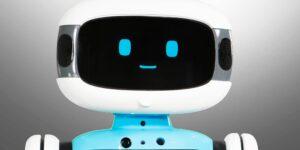 Intel México presenta un robot autónomo que 'trabajará' en Palacio de Hierro