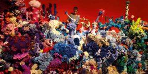 «Crochet Coral Reef», el arte del tejido que nos hace reflexionar sobre el cambio climático, llega a México