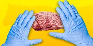 Científicos en Japón imprimen exitosamente un corte de carne wagyu en 3D —la impresión cuenta hasta con marmoleado
