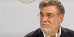 Julio Scherer deja su cargo en la Consejería Jurídica de la Presidencia
