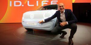 Los vehículos autónomos, no los eléctricos, revolucionarán la industria, según el CEO de Volkswagen